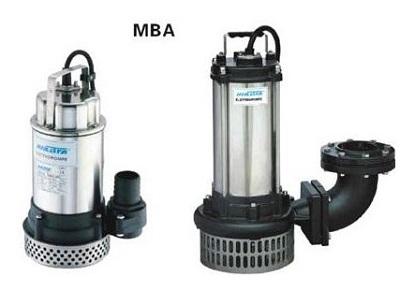 Máy bơm chìm nước thải MASTRA MBA Series